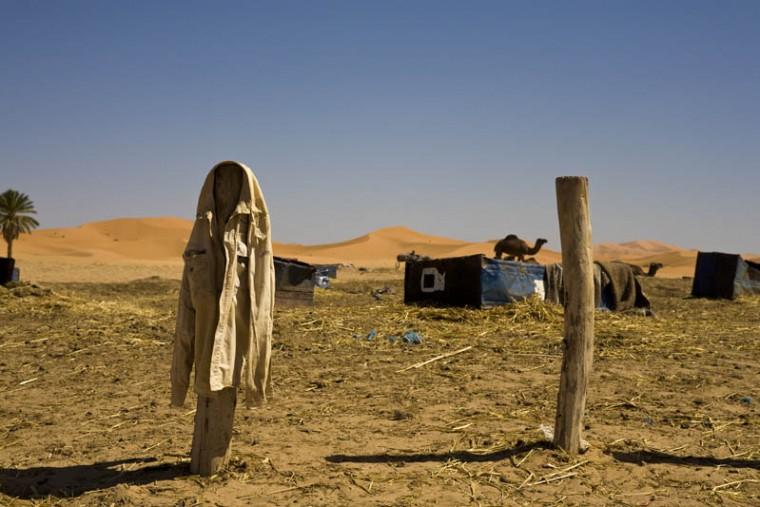 Le désert Marocain