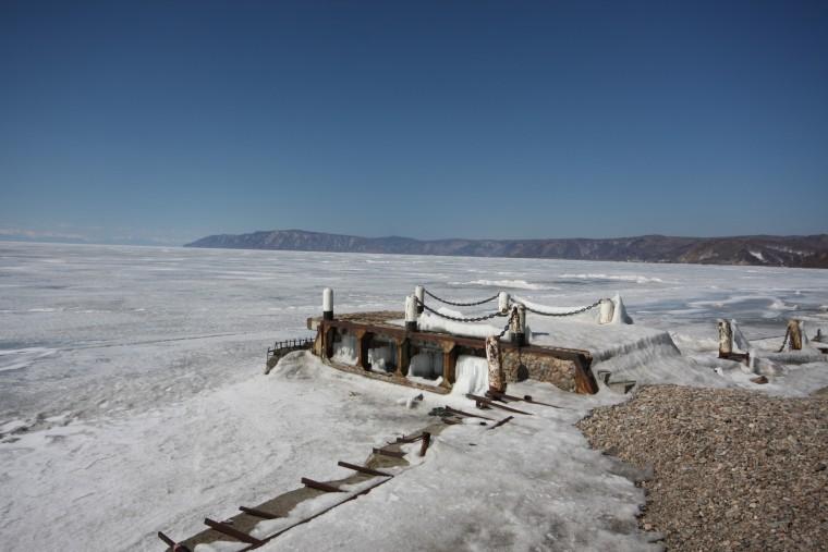 De Moscou au Lac Baikal