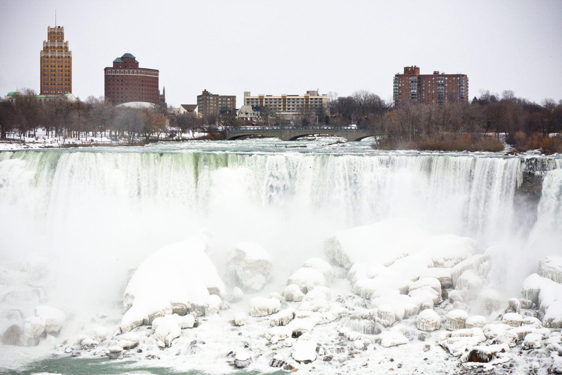Toronto and Niagara falls