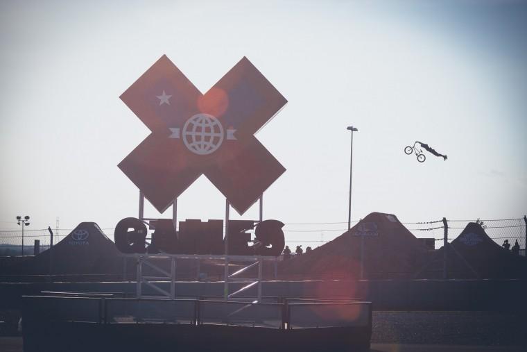 Austin xGames 2015