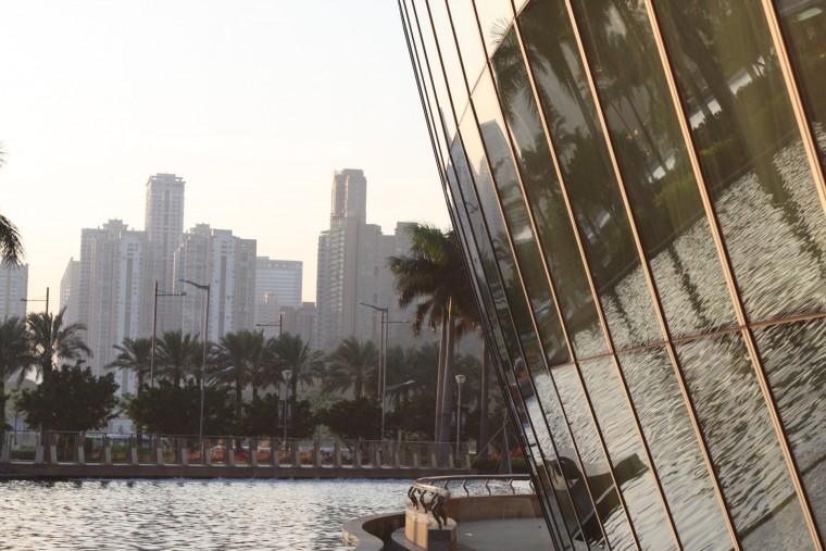 L'île de Hong Kong et Kowloon